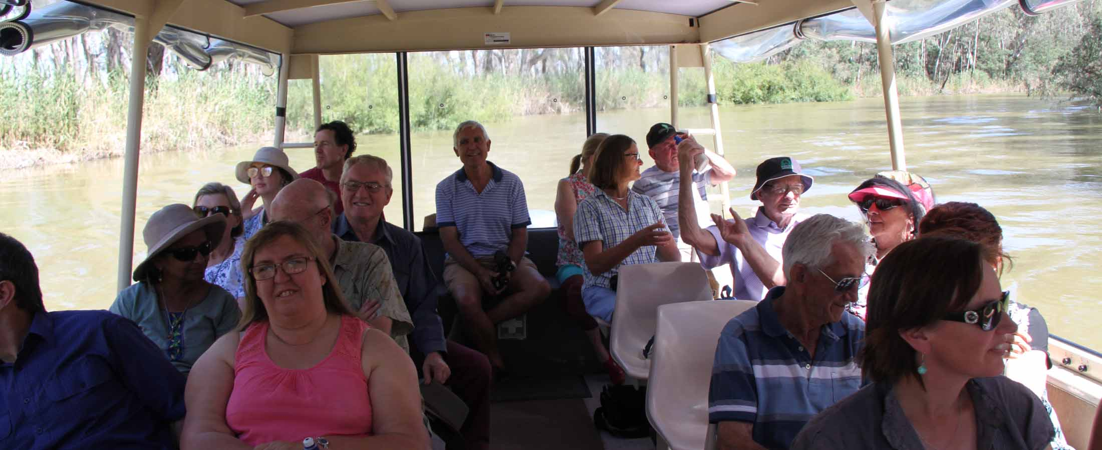 kingfisher river cruise